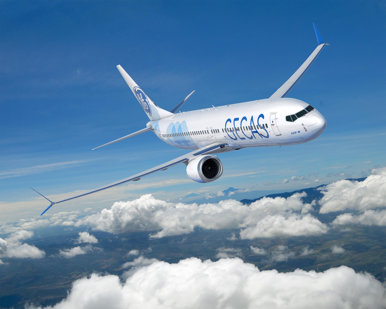 Boeing y GECAS anuncian un pedido de 75 aviones 737 MAX