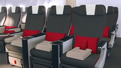 "Iberia dispone de cinco aviones con la nueva clase ""˜turista premium""™"