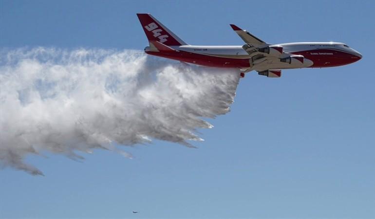 Emergencia provoca cumbre de súper aeronaves en Chile