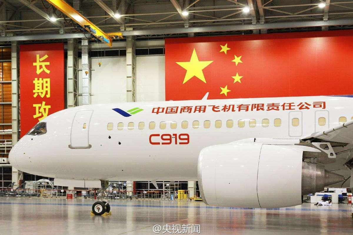 El C919 chino acumula ya 815 pedidos