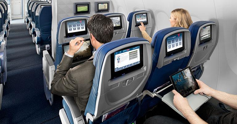 Qantas, Delta y Singapur lideran en la clase económica premium
