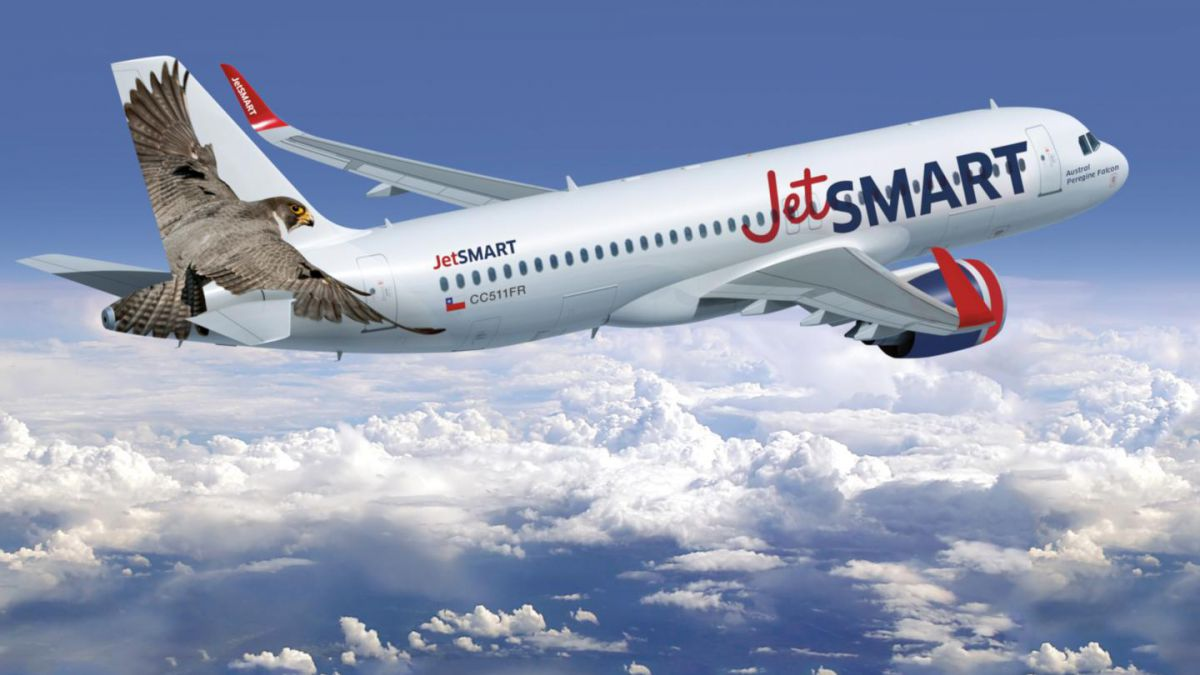 """JetSMART brings some more colour to Chile""""™s aviation market"""