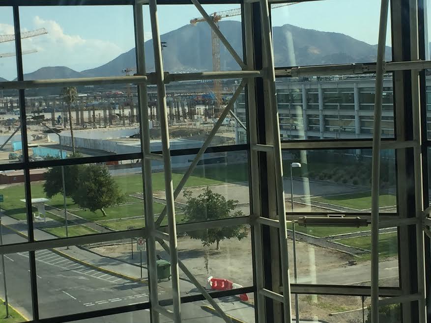 Inician importante ampliación del aeropuerto de Santiago de Chile