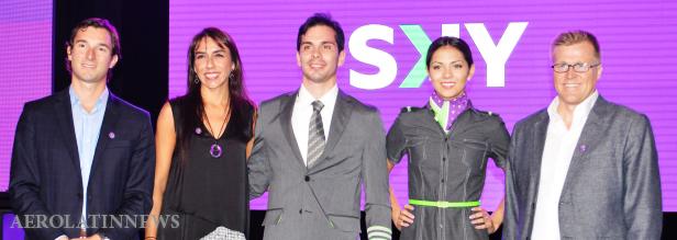 Nueva imagen, nuevos uniformes y nuevos aires para Sky Airline (Galería)