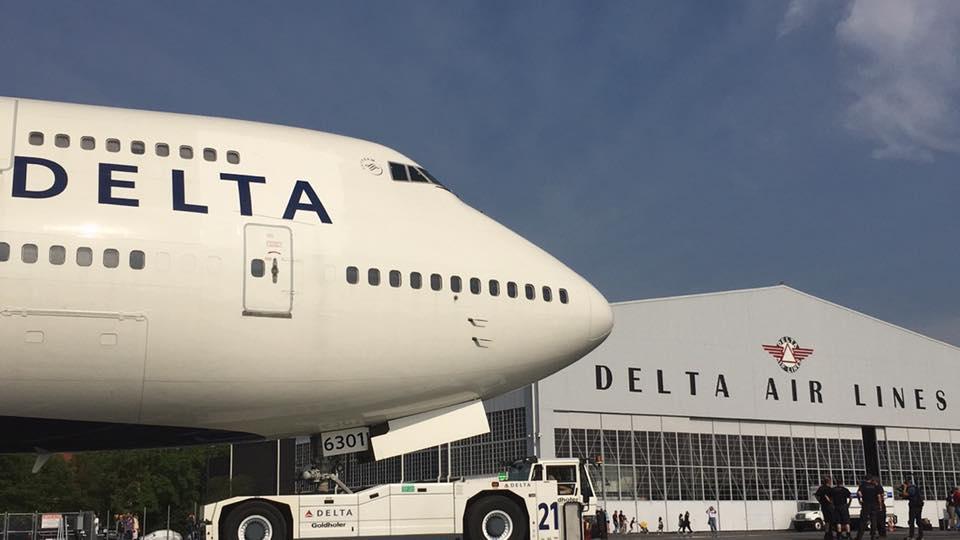 """Histórica exposición """"˜747 Experience""""™ abre sus puertas hoy en el Delta Flight Museum"""