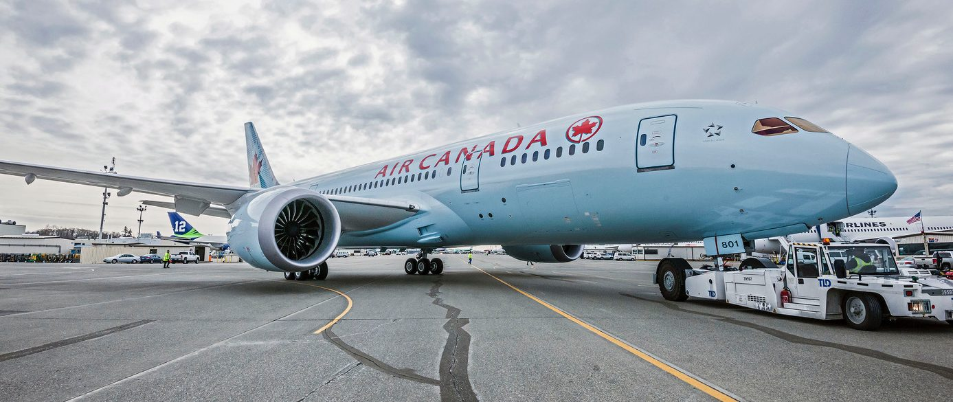 Air Canada adds winter route to St Vincent and the Grenadines