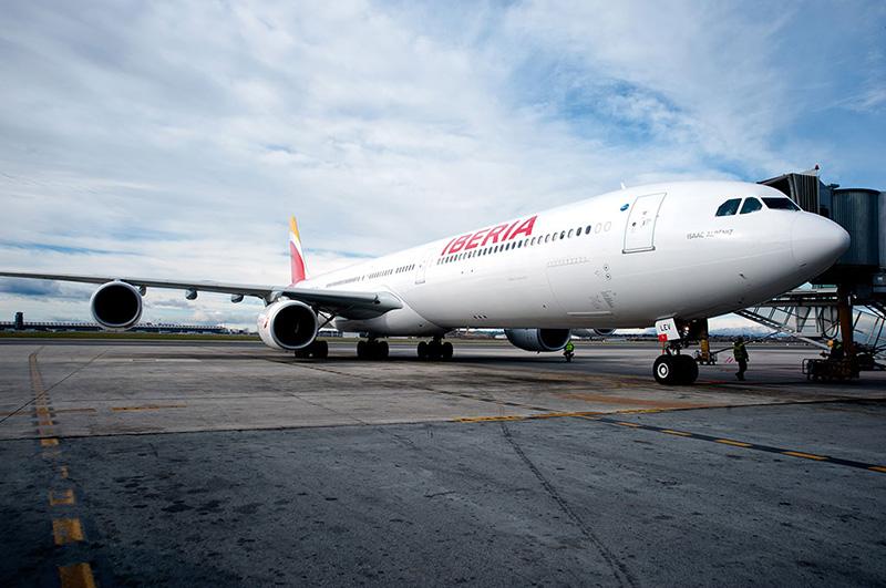 Iberia aumenta un 40% su oferta a Perú