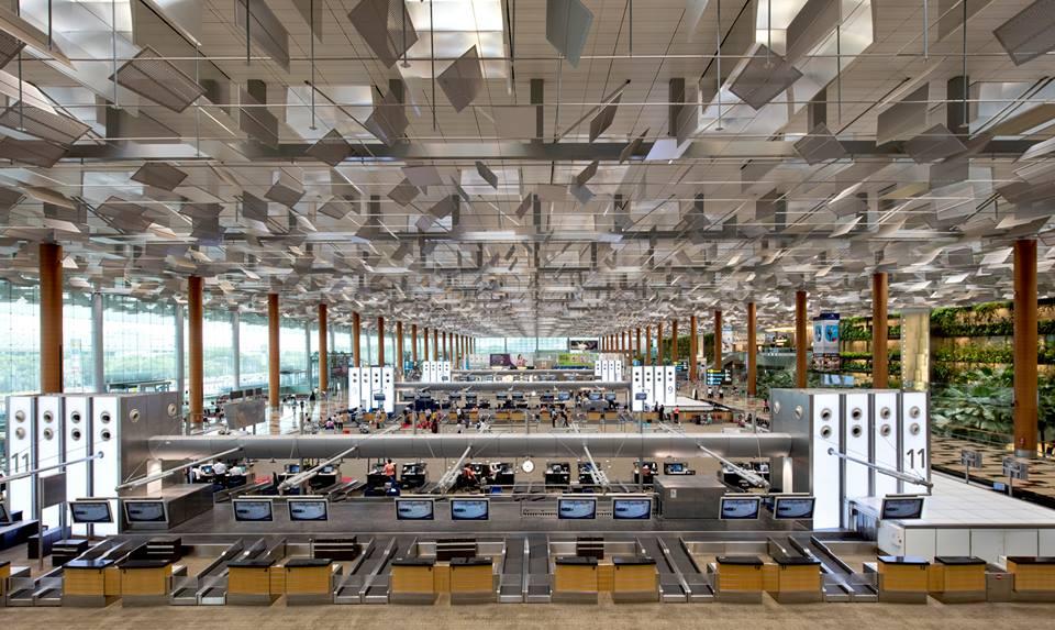 Estos son los 10 mejores aeropuertos del mundo