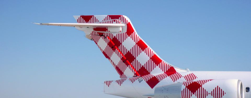 Volotea jubila sus Boeing 717