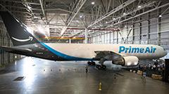 Amazon y el aerotransporte