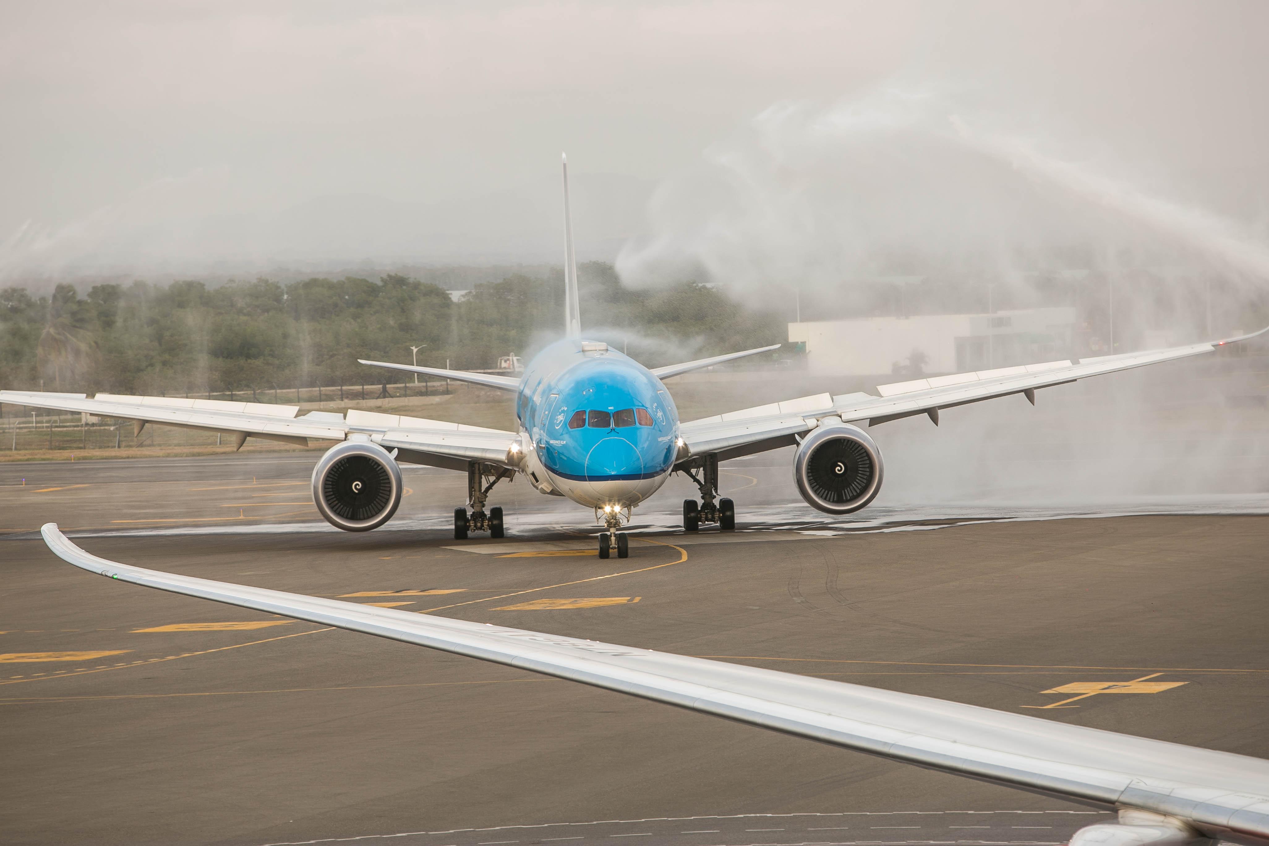 KLM reproduce obras de arte en las etiquetas de los vinos de su 'business class'