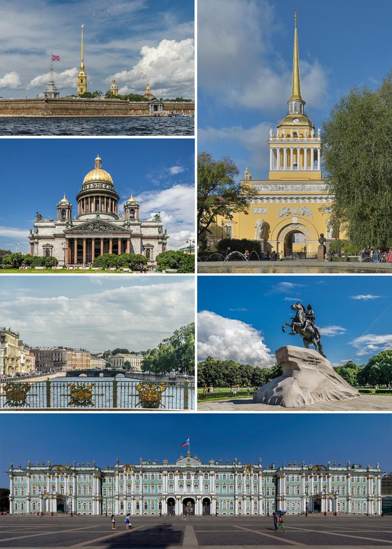 El terror golpea al turismo, esta vez en San Petesburgo