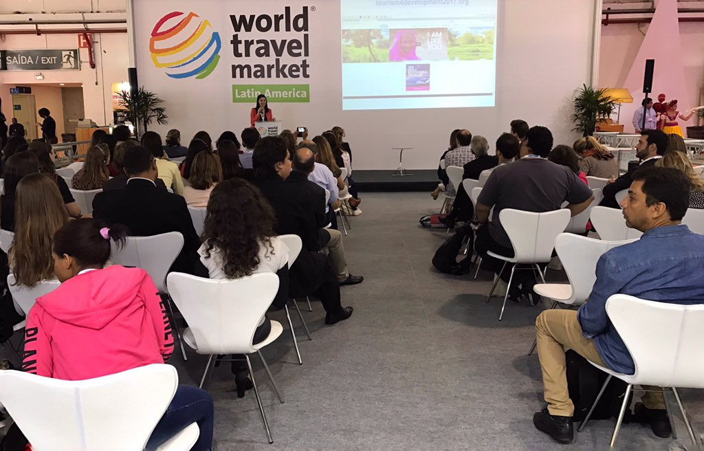 Reunión de Ministros de América Latina del turismo tiene lugar en el WTM 2017