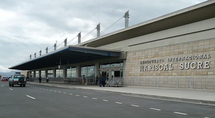 Aeropuerto de Quito invertirá 90 millones de dólares y recibirá nuevas aerolíneas