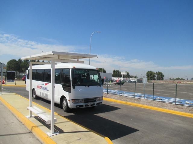 Chile: Comienza cierre parcial de estacionamiento Custodia en Aeropuerto AMB tras apertura de aparcaderos provisionales