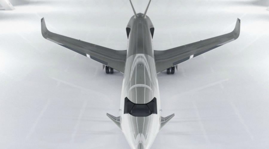 """Peugeot lanza su primer jet privado inspirado en el """"˜auto del futuro'"""