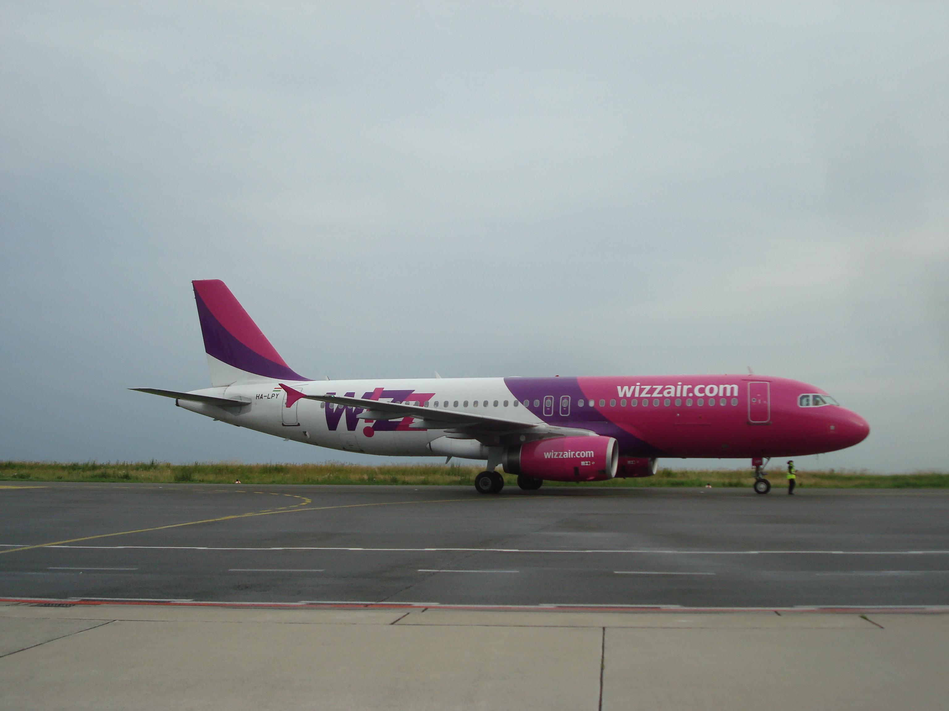 Wizz Air estrena su A321neo en ocho nuevas rutas, dos con España