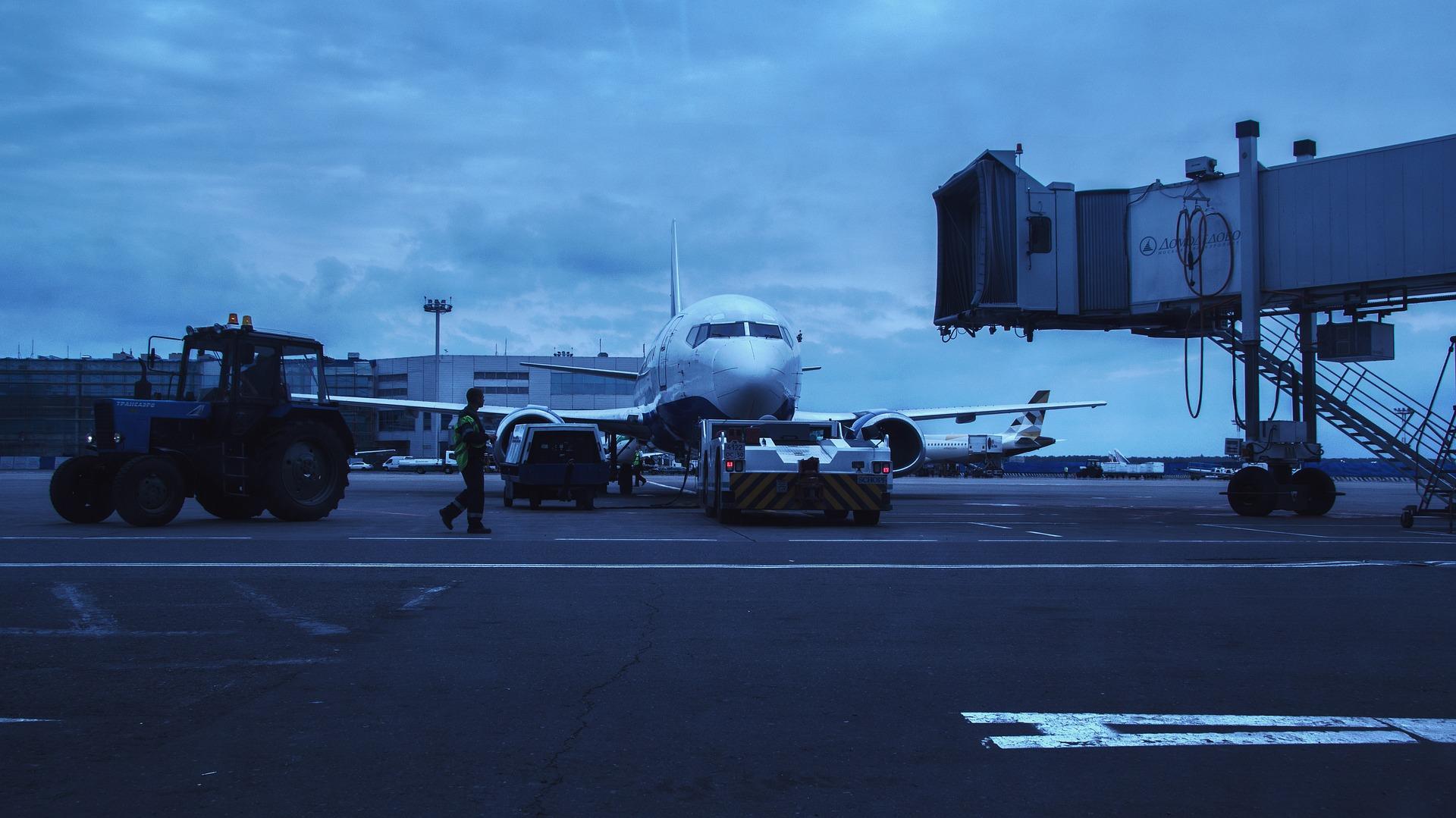 Avaliação de aeroportos registra alta no terceiro trimestre, diz pesquisa