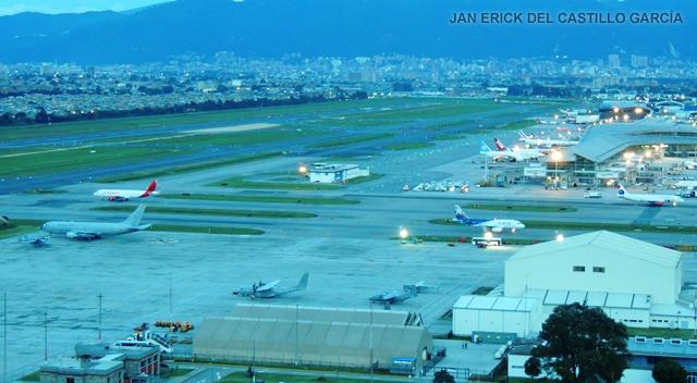 Colombia: Suspenden cobro de tasa aeroportuaria para vuelos hacia Villavicencio