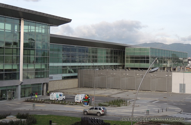 La nueva cara de los aeropuertos colombianos