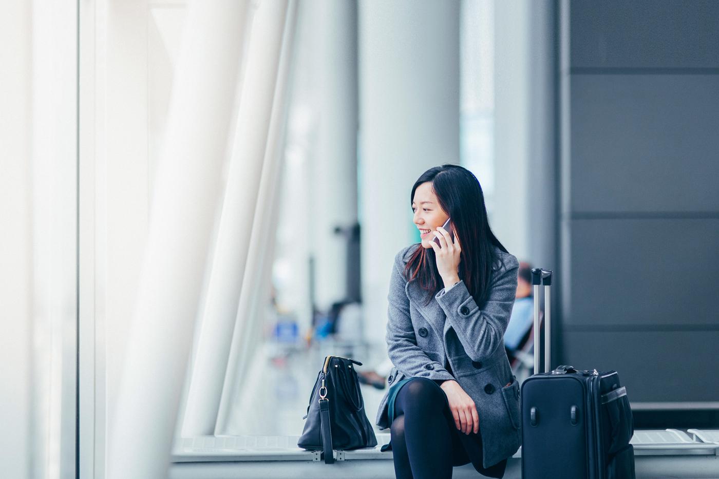 ¿Vuelo cancelado? Reserva tu hotel con el móvil gracias a Travelport