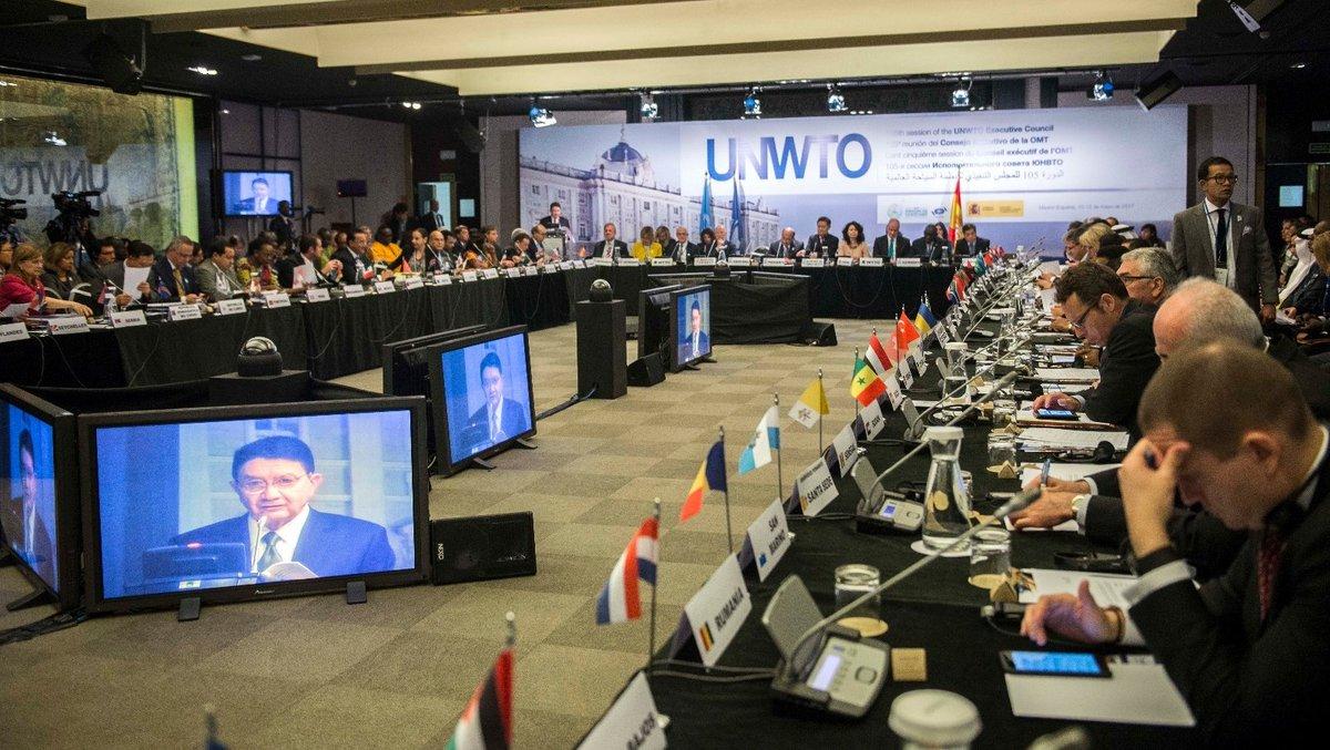 Zurab Pololikashvili se perfila como nuevo secretario general de la OMT