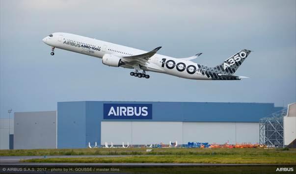 El Airbus 350/1000, una joya