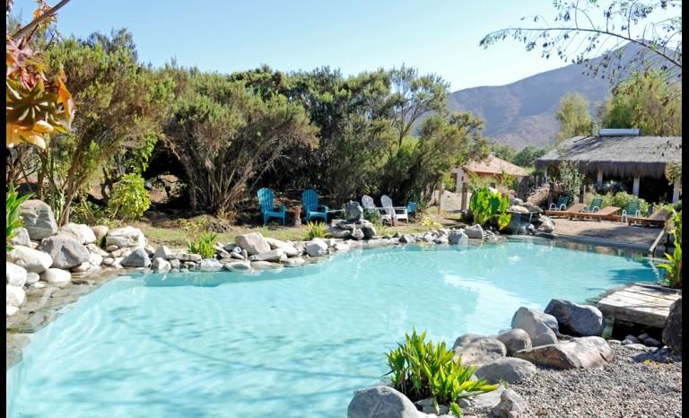 El Molle: Polo turístico de alta gama con hoteles y restaurantes de primer nivel