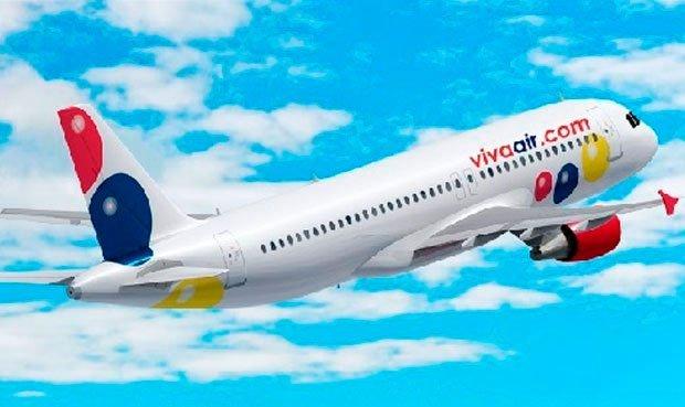Santa Marta, el tercer centro de operaciones de Viva Air