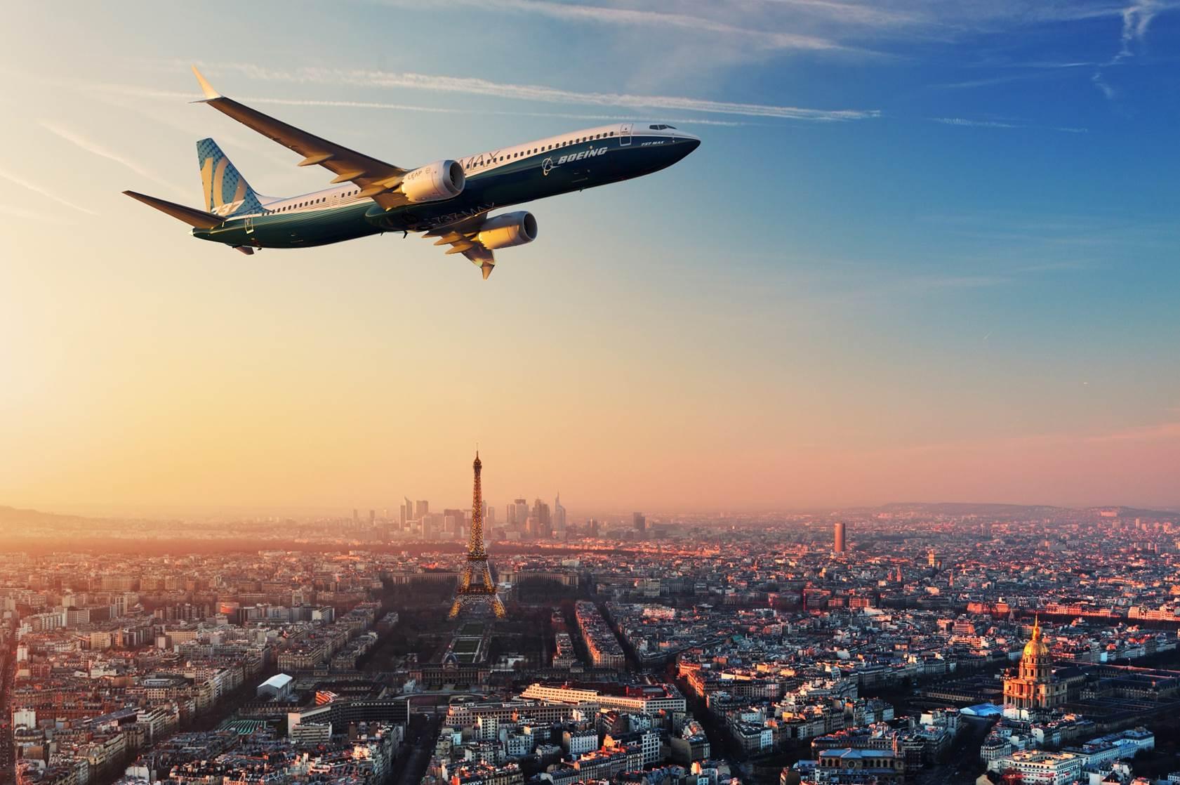La FAA propone cuatro cambios de diseño del B737 MAX
