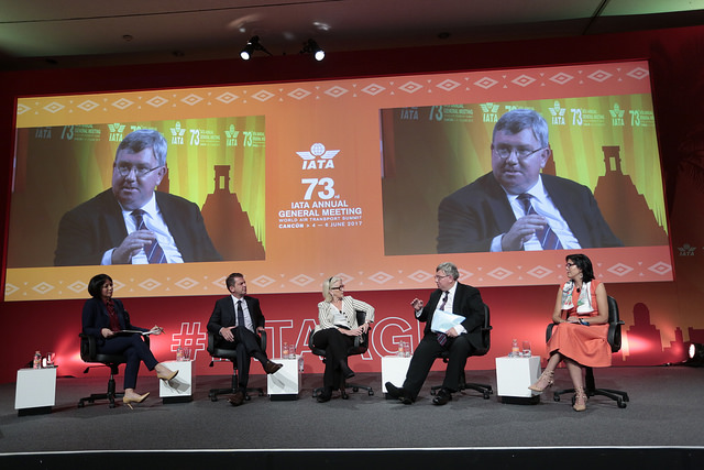 IATA AGM 2017: Strong profits forecast for aviation industry