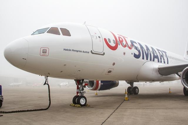 JetSMART se posiciona como la 16° aerolínea más puntual del mundo