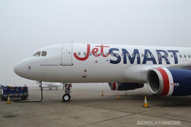 Aerolínea JetSMART inicia operaciones invitando a todos los chilenos a volar
