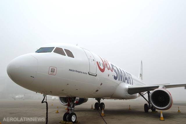 """Arriba a Chile Jetsmart, nueva aerolínea """"Ultra"""" low cost que promete revolucionar el mercado nacional (Galería)"""