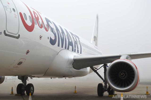 JetSmart sumó un cuarto avión en Argentina y sube su apuesta al doméstico