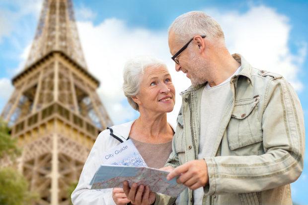 ¿Cómo los agentes de viajes pueden atraer al viajero senior?