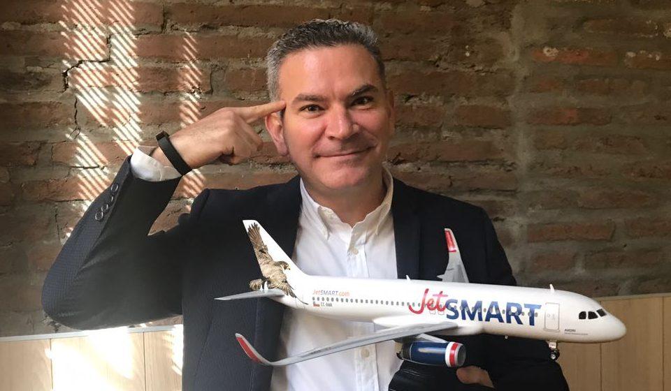 Estuardo Ortiz: «Si hay precios accesibles y más rutas, el mercado aéreo crece de forma sustancial»