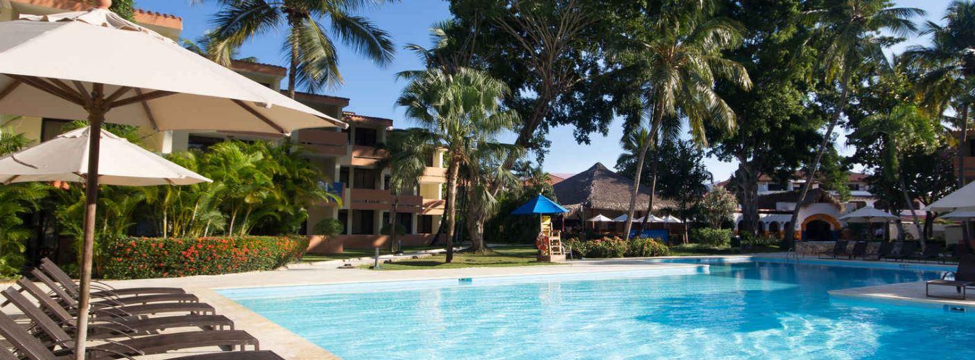 Viva Wyndham Dominicus, entre los cinco mejores hoteles del Caribe con infinity pool
