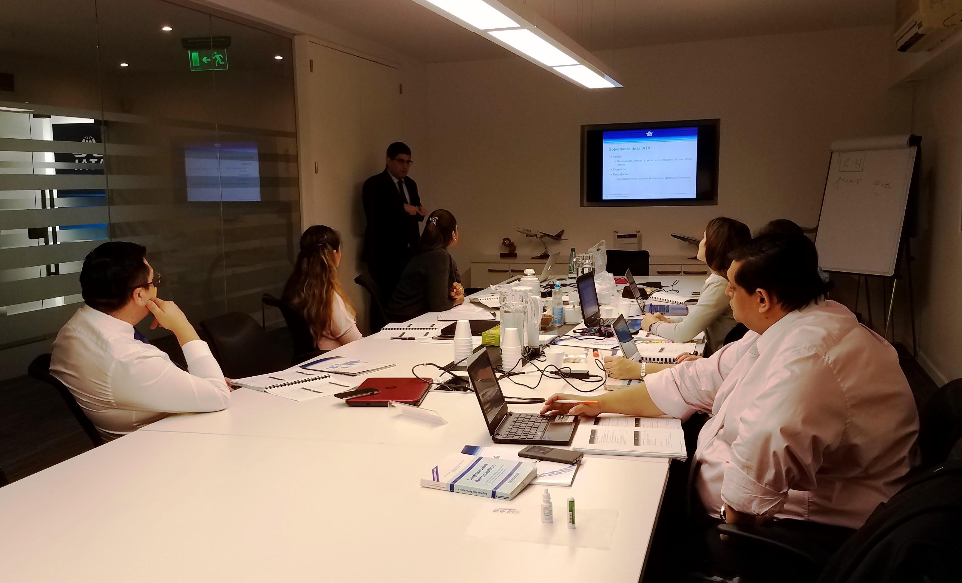 IATA Argentina se prepara para dictar una serie de cursos vinculados a la aviación