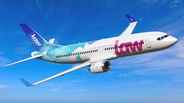 Tribunal declara la quiebra de la aerolínea Law