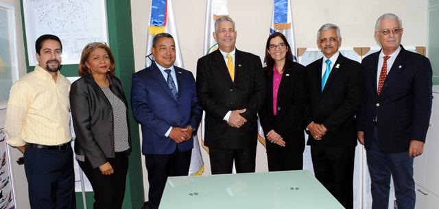 Director regional NACC de la OACI pondera Proyectos del Aire y el Espacio