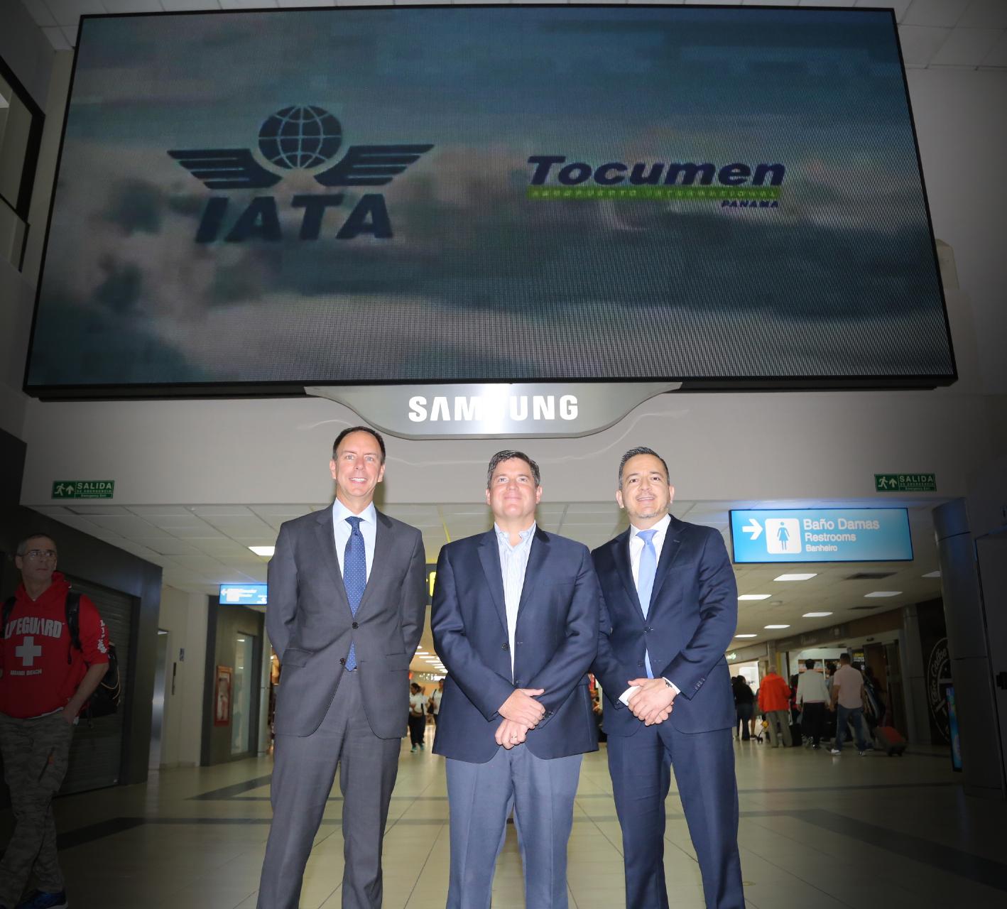 """""""La Magia de la Aviación"""" llegó a Tocumen"""