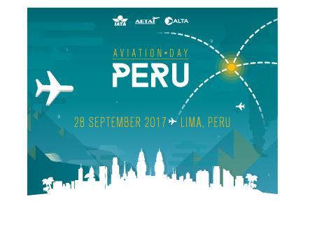 Líderes de la aviación se reunirán en Aviation Day Perú el próximo 28 de septiembre