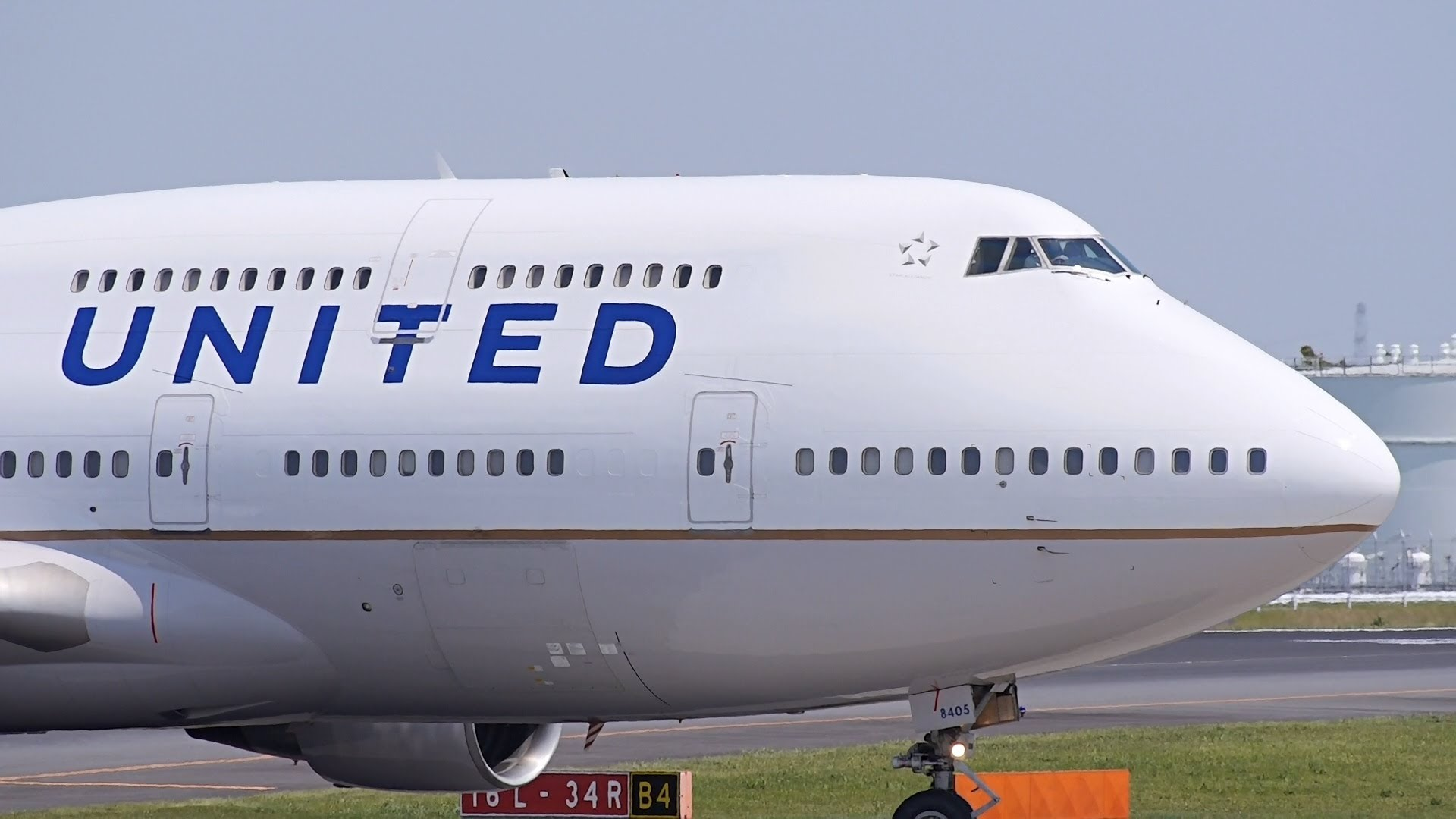 United Completes Last International Flight for Boeing 747 Fleet