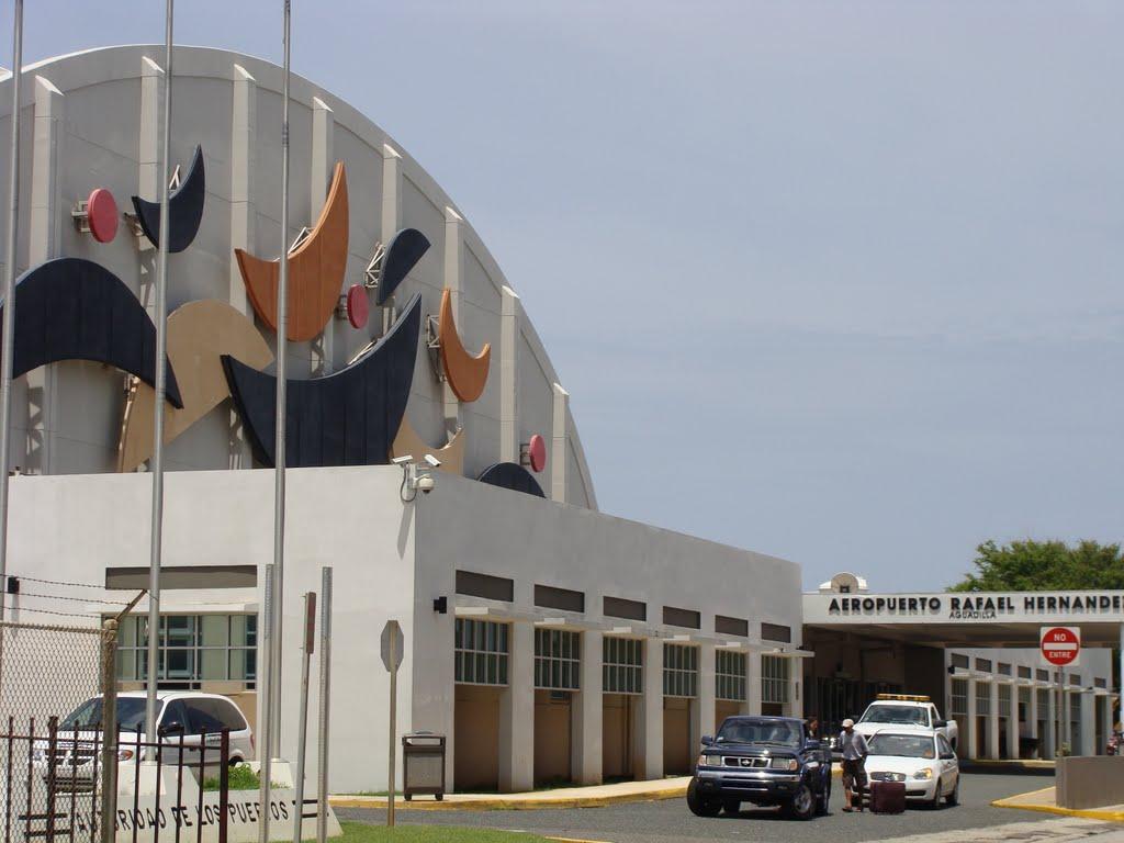 Puerto Rico's Aguadilla Airport Just Set a Record