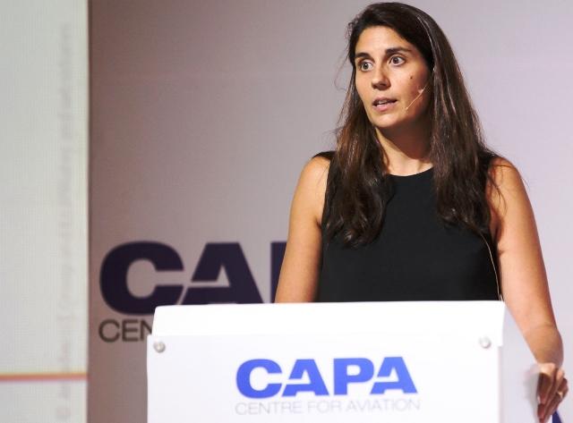 """Elena Avila, Amadeus: """"Las aerolíneas deben detectar lo que necesitan sus clientes y llegar a ellos con una oferta a medida"""""""