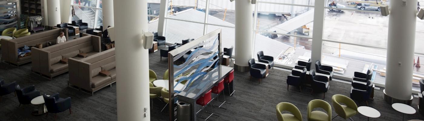 """Delta Sky Club nombrado """"˜Salón de aeropuerto líder en América del Norte""""™"""