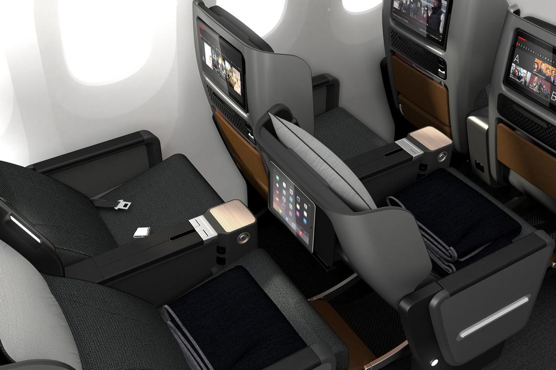 Qantas elige a Airbus para la actualización de las cabinas de su flota A380