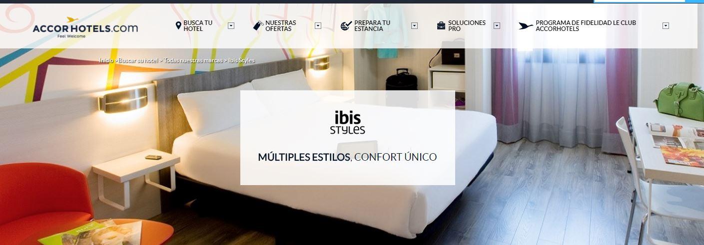 AccorHotels abre su primer ibis Styles en Estados Unidos