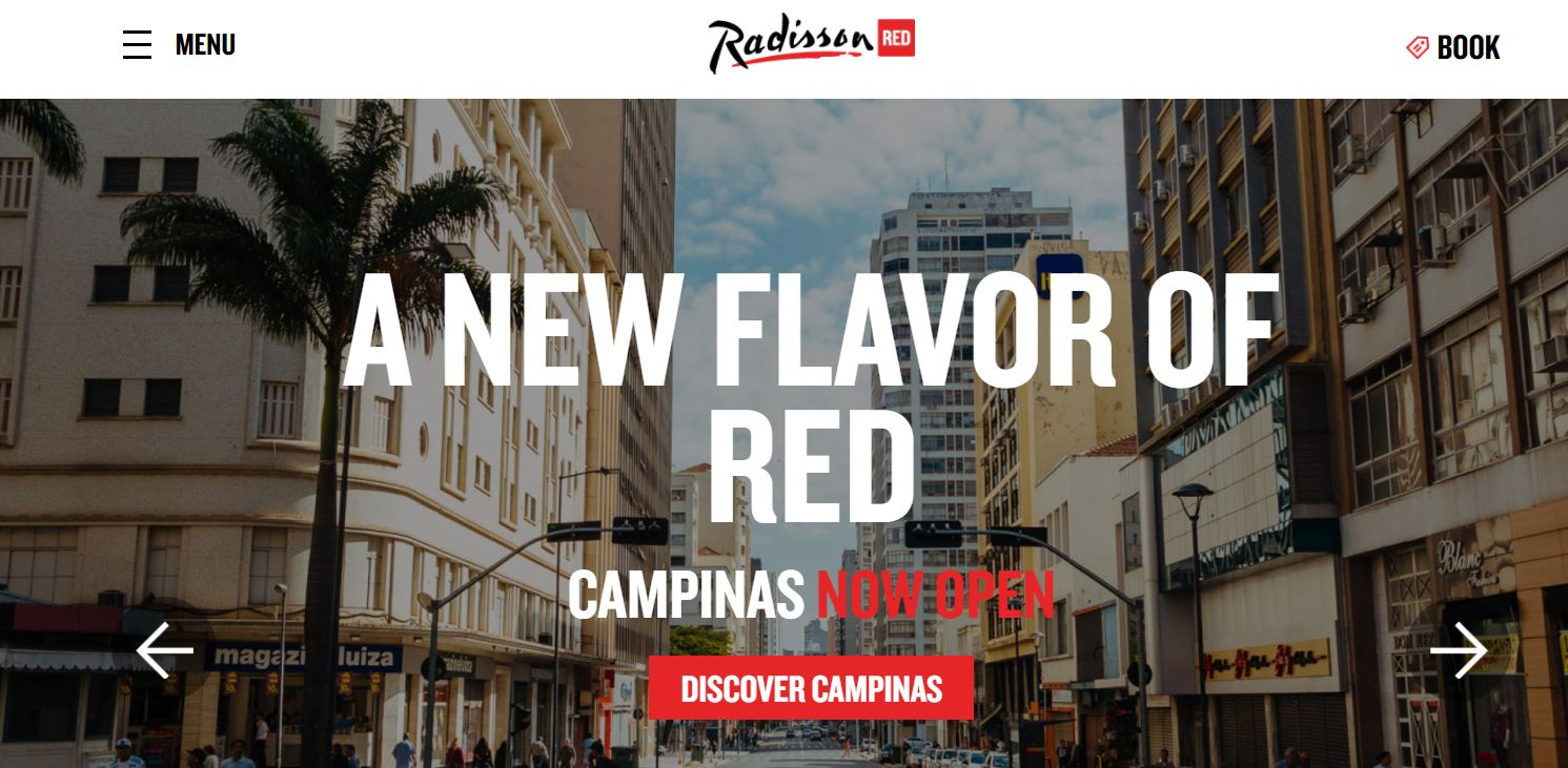 Brasil tiene el primer Radisson RED de Latinoamérica